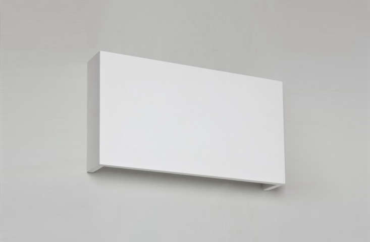 install ario 3\25 led wall sconce(and paint it blue, if desired); \$358 at  24