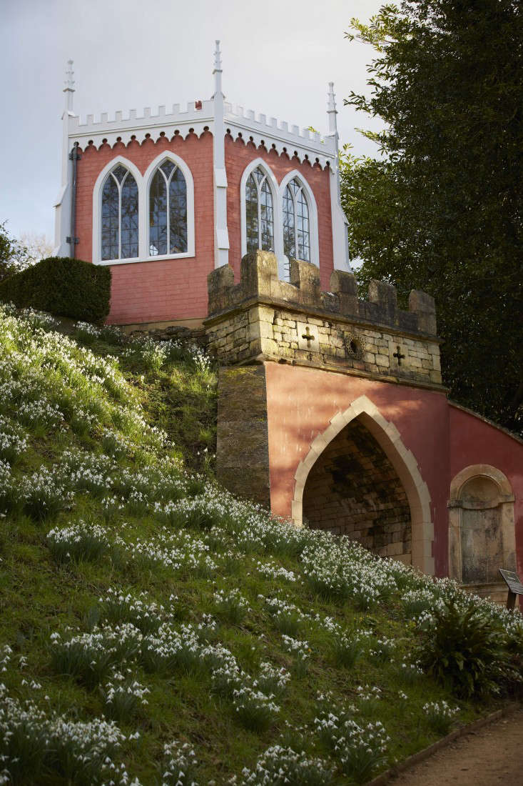 an ideal place to see thesnowdropsin their glory right now is atpainswick 10