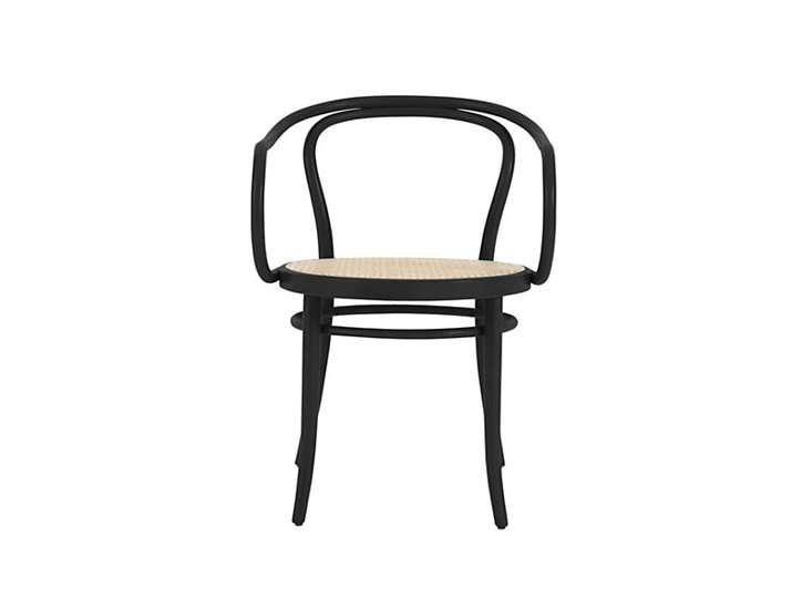 thonet bentwood armchair black remodelista 21