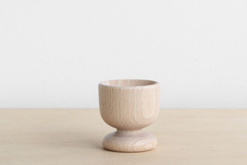 Afther Rabbit Limited egg cup, Remodelista