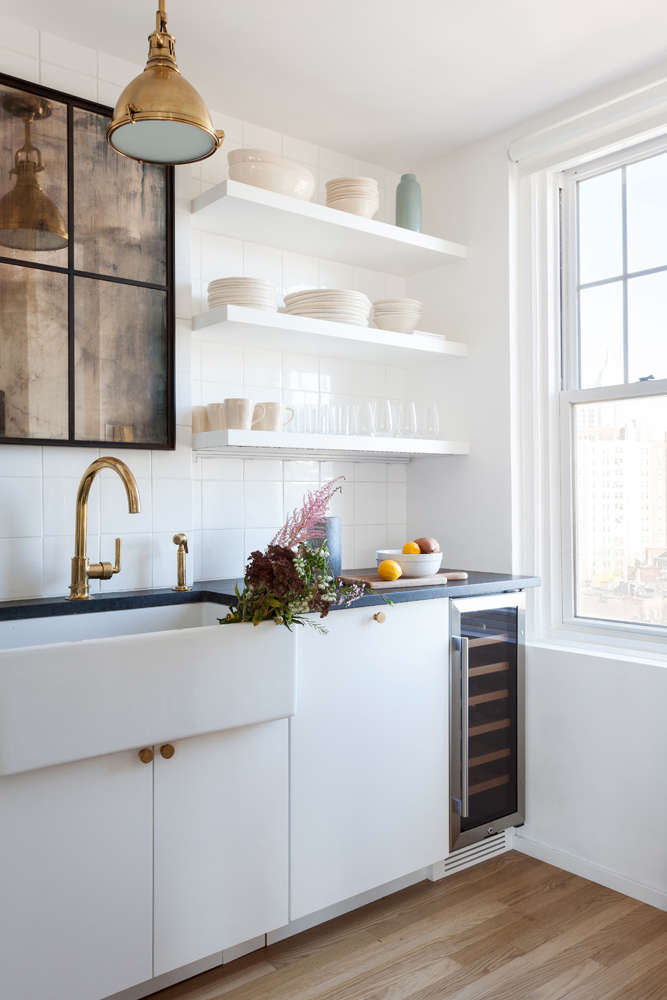 Kitchen Of The Week A Small Kitchen With Big Personality For Comedian Seth Meyers Remodelista