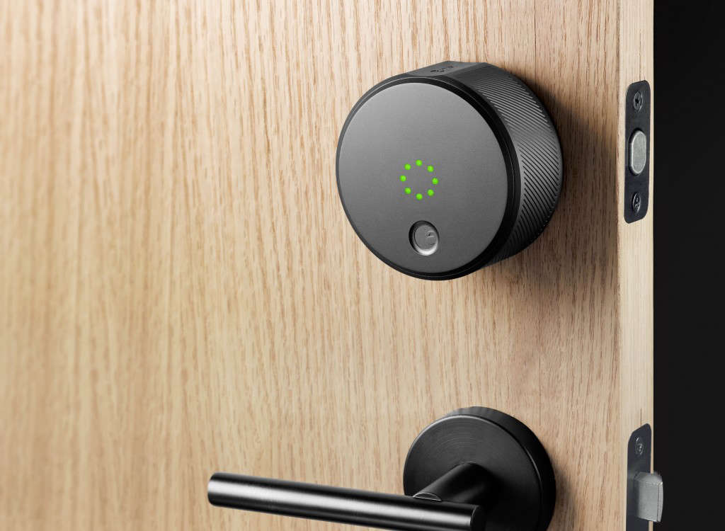 august smart lock | remodelista 13