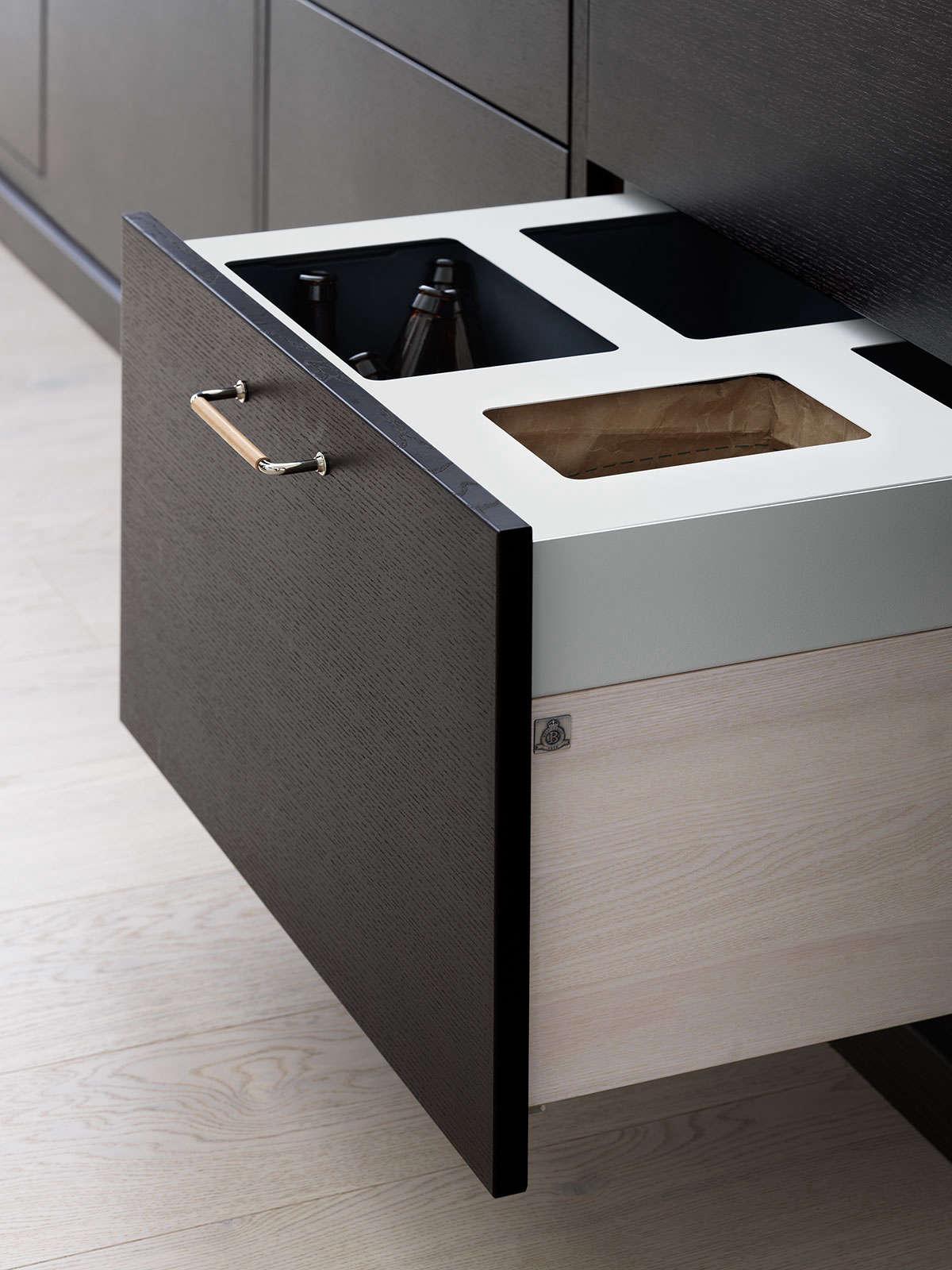 bistro kitchen in ash brown by ballingslov of sweden remodelista 6 15