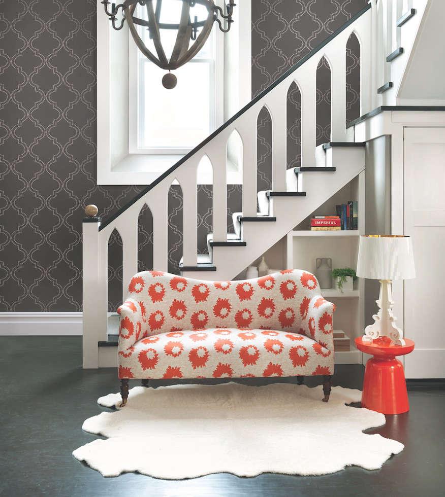 brewster wallpaper | remodelista 12