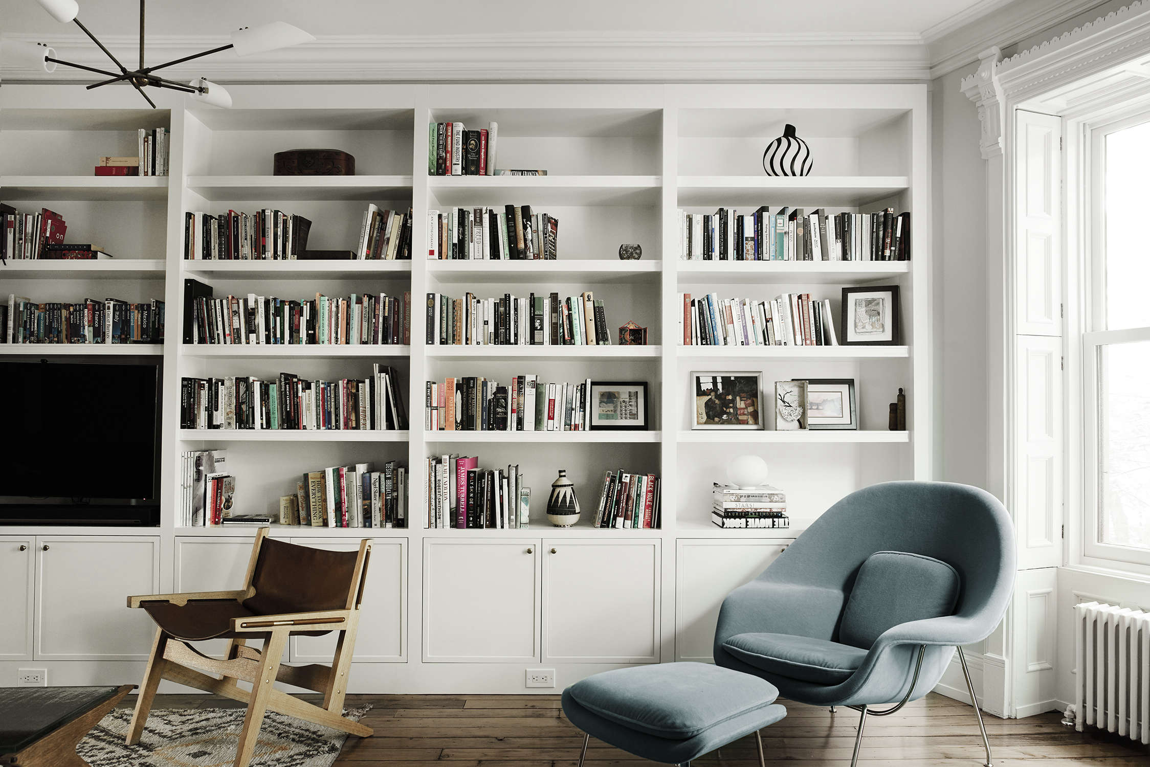 brooklyn townhouse remodel by bangia agostinho architecture and suzanne shaker  22