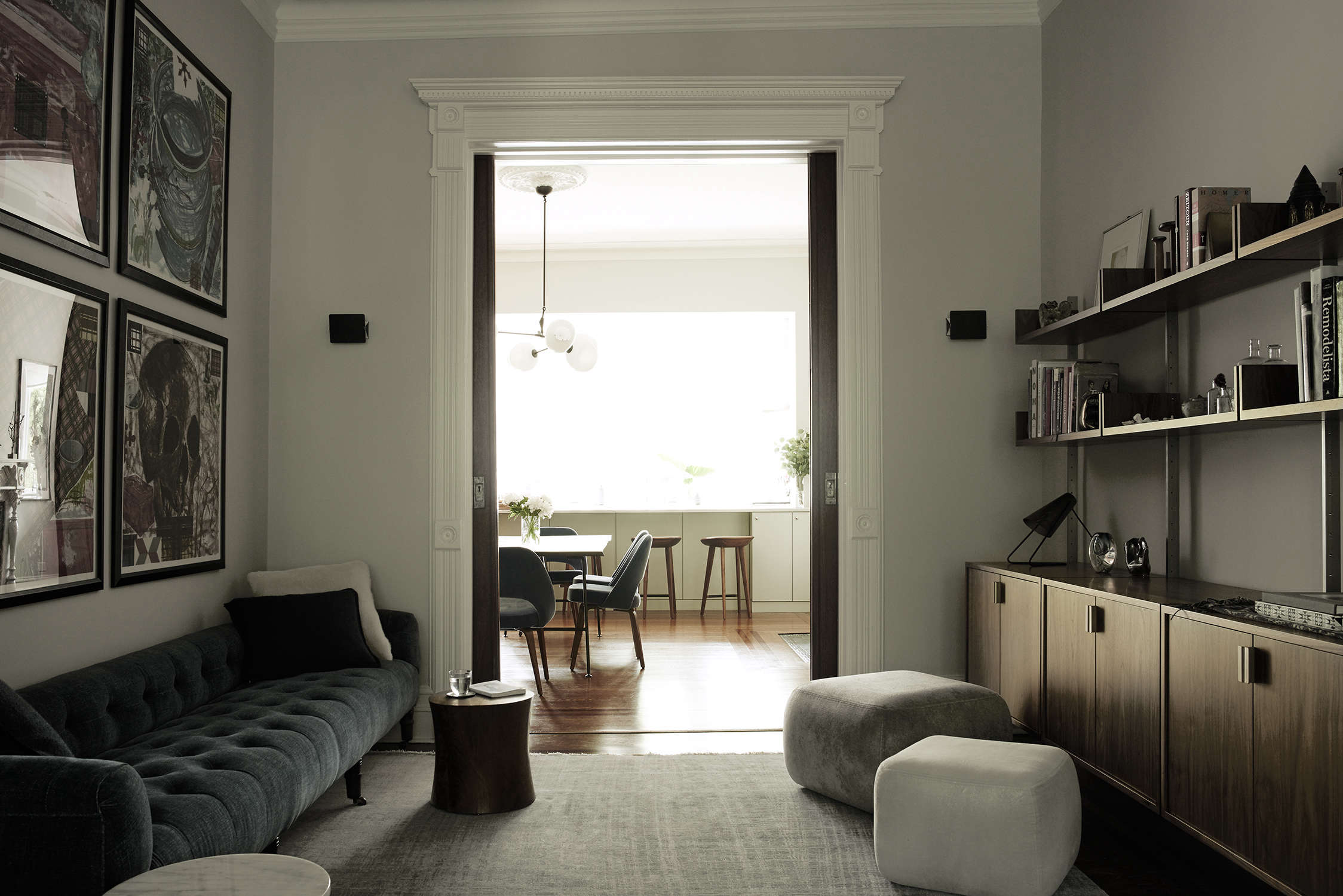 brooklyn townhouse parlor remodel by bangia agostinho architecture and suzanne  13