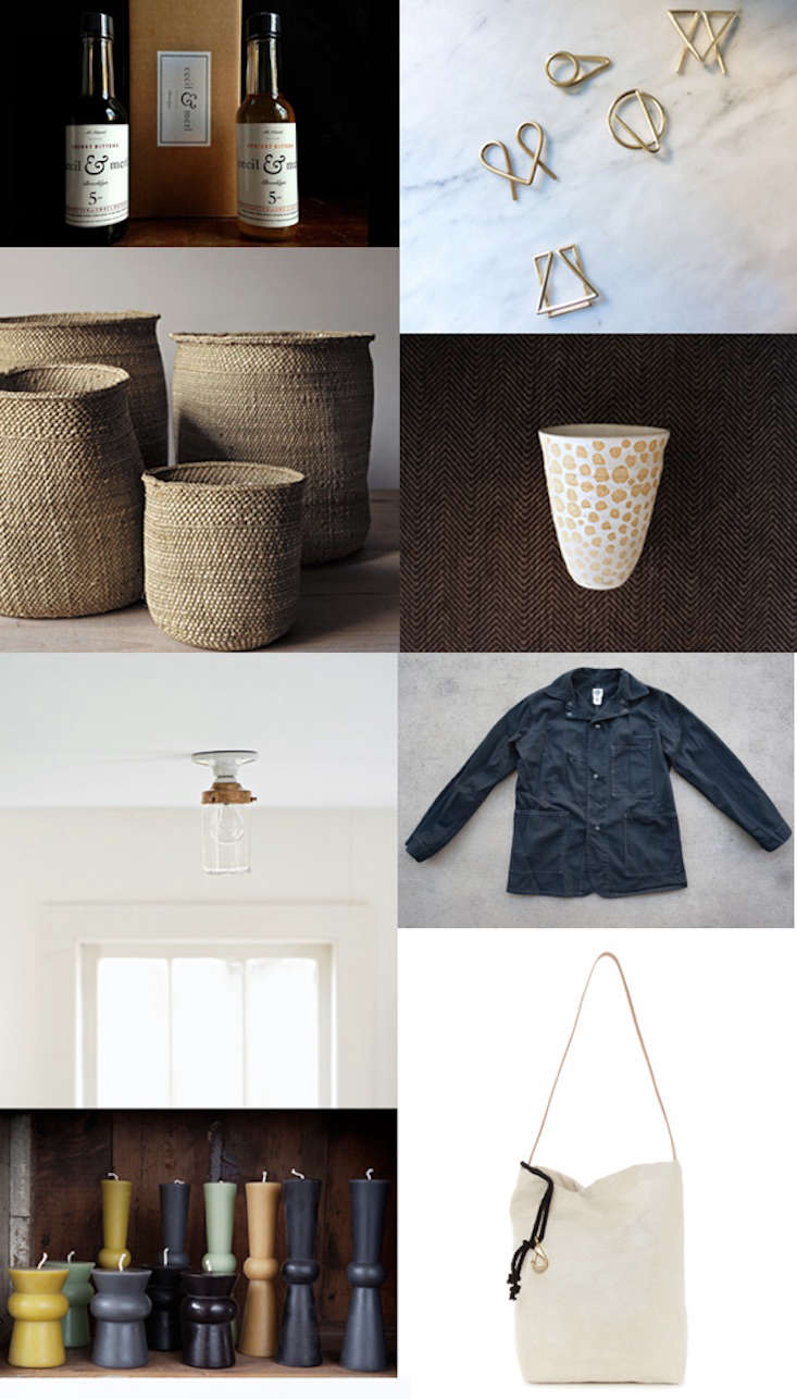 On offer: Housewares, clothing, jewelry, organic botanicals, gourmet foodstuffs, and more.