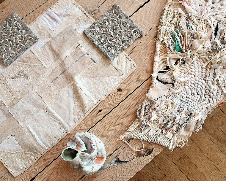 Thompson Street Studio patchwork placemat