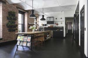 union studio new york loft kitchen long remodelista 15