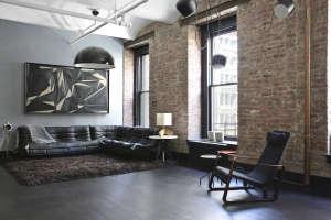 union studio new york loft living area remodelista 11