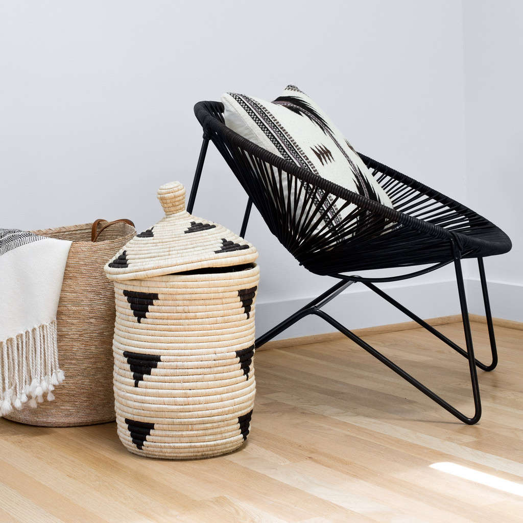 black acapulco chair remodelista citizenry 11