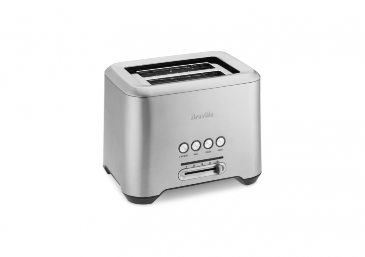 the breville bit more two slice toaster is \$79.95 at williams sonoma. 25