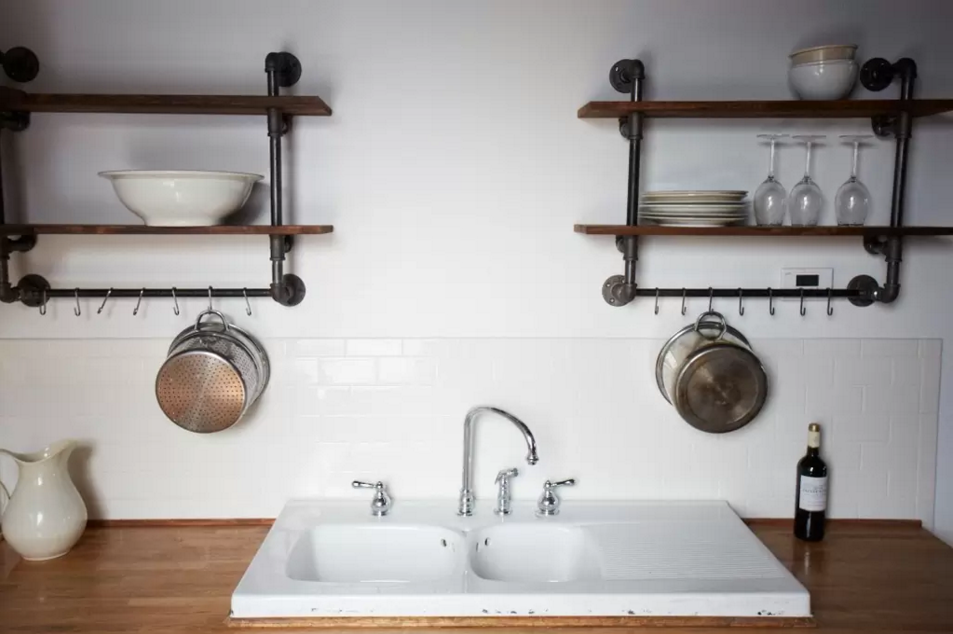 Steal This Look Hudson Milliner Kitchen in New York hudson milliner steal this look remodelista 2