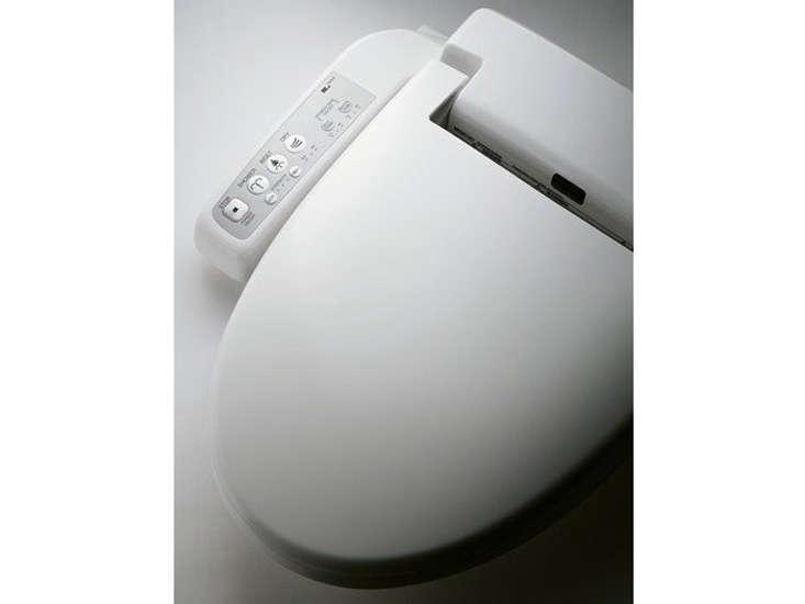 Trend Alert 8 Techno Toilets inax toilet seat remodelista