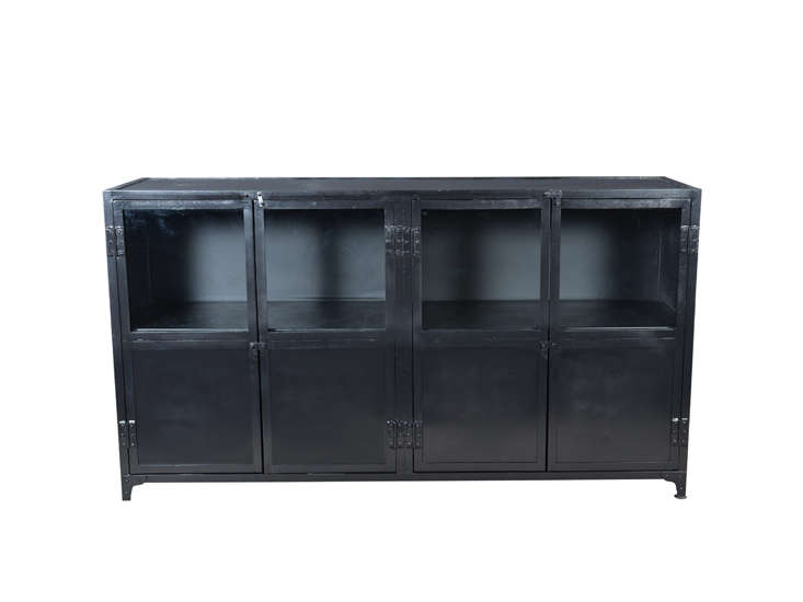 the industrial buffet sideboard by cdi furniture is \$\1,\230 at english elm. 20