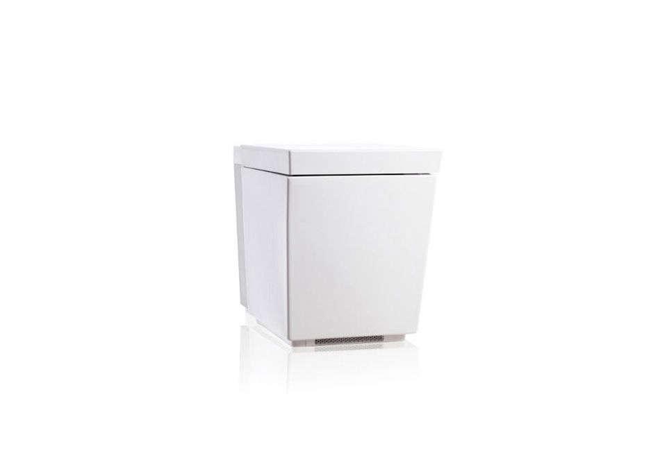 Trend Alert 8 Techno Toilets Kohler White Numi Dual Flush One Piece Toilet Bidet