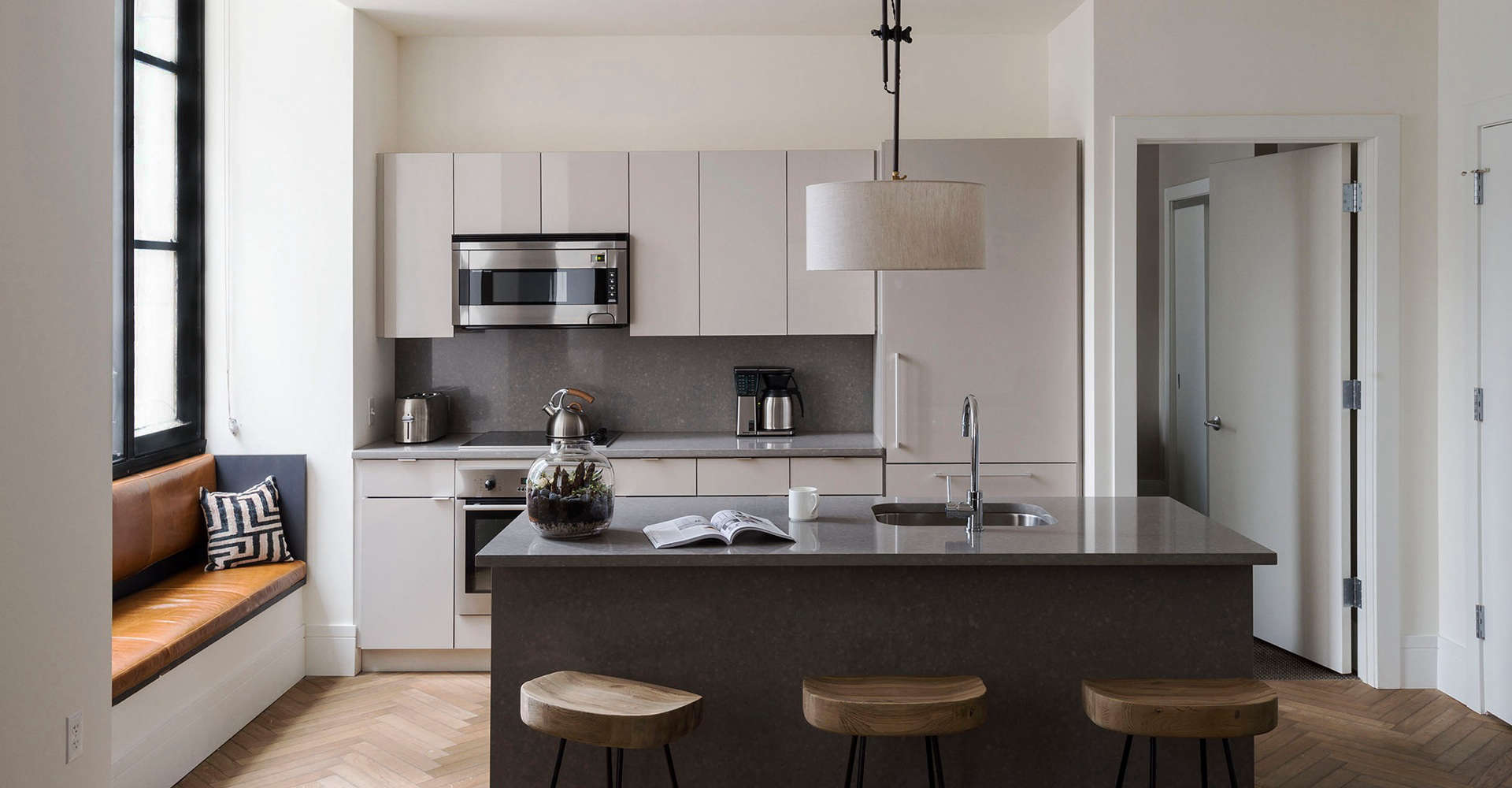 my roost kitchen penthouse remodelista 13