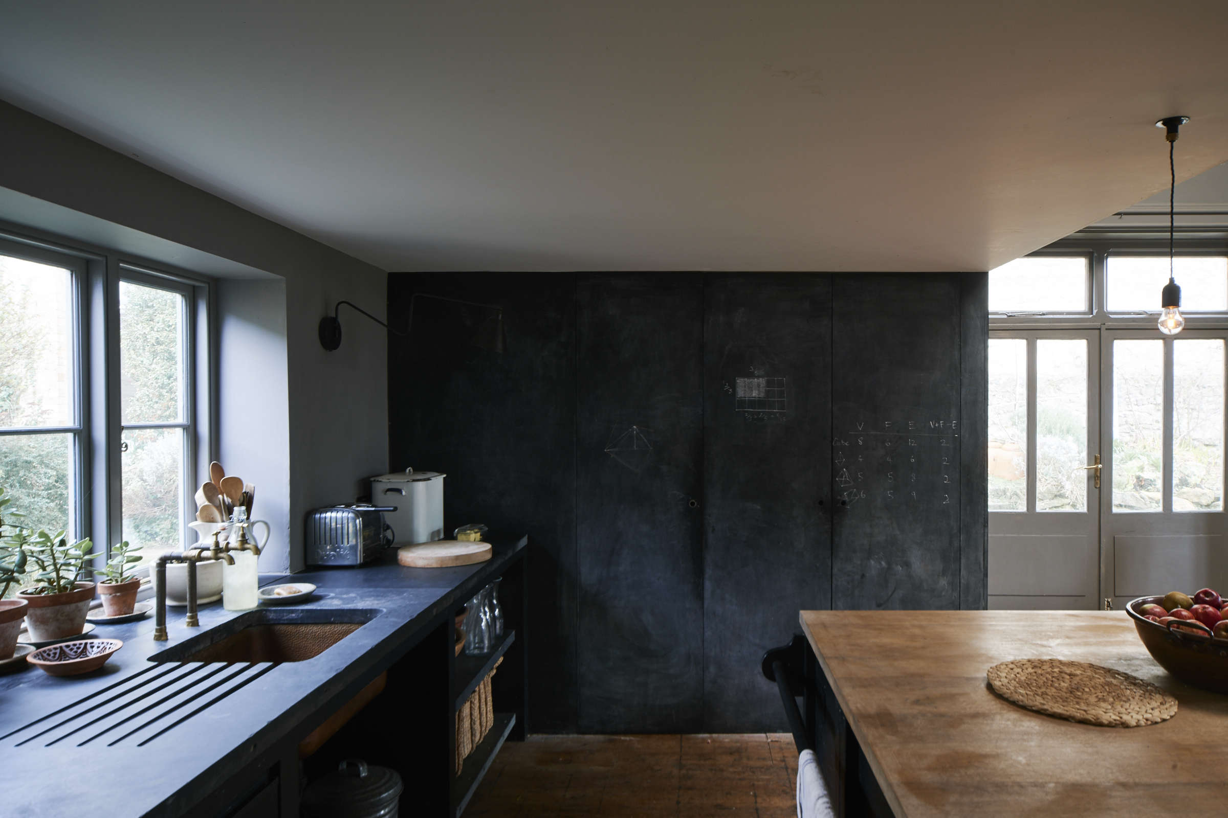 On the Market A Historic House Reimagined for a Modern Family in Stroud England niki turner stroud house kitchen 10