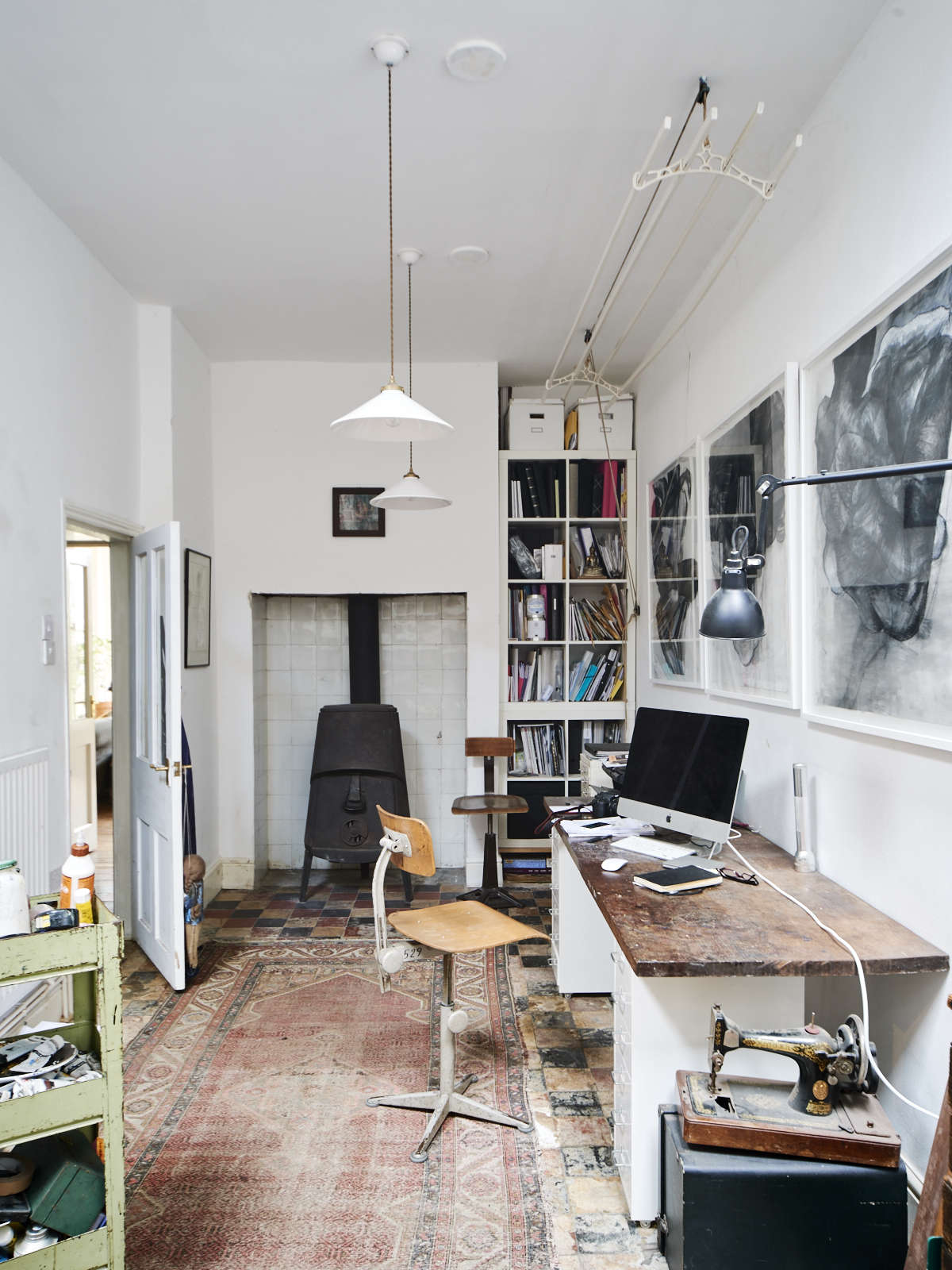On the Market A Historic House Reimagined for a Modern Family in Stroud England niki turner stroud remodelista 17