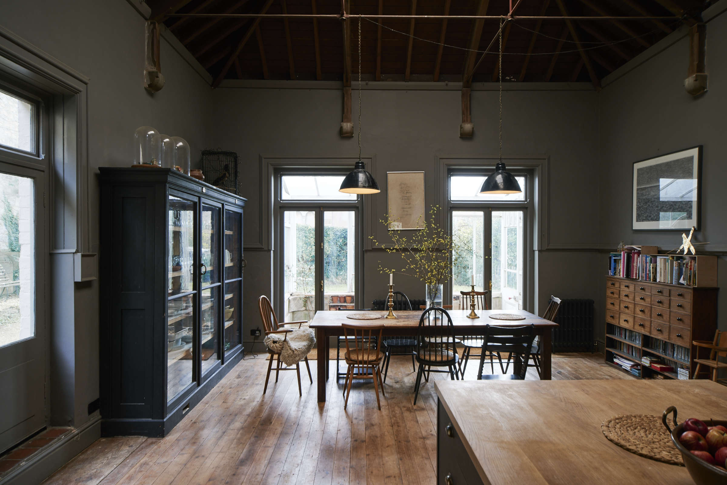 On the Market A Historic House Reimagined for a Modern Family in Stroud England niki turner stroud remodelista 2