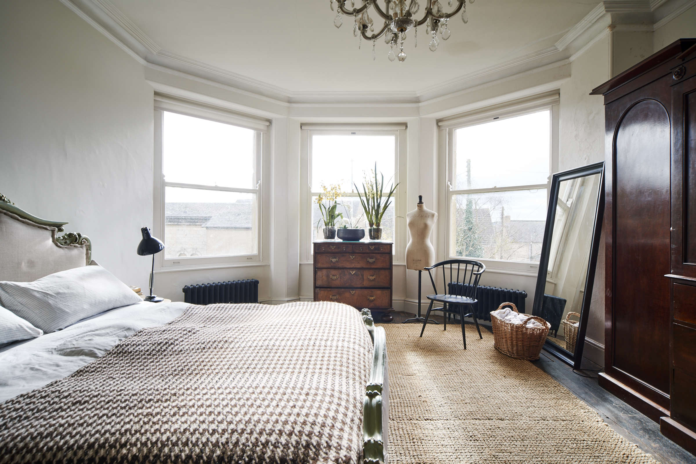 On the Market A Historic House Reimagined for a Modern Family in Stroud England niki turner stroud remodelista 24