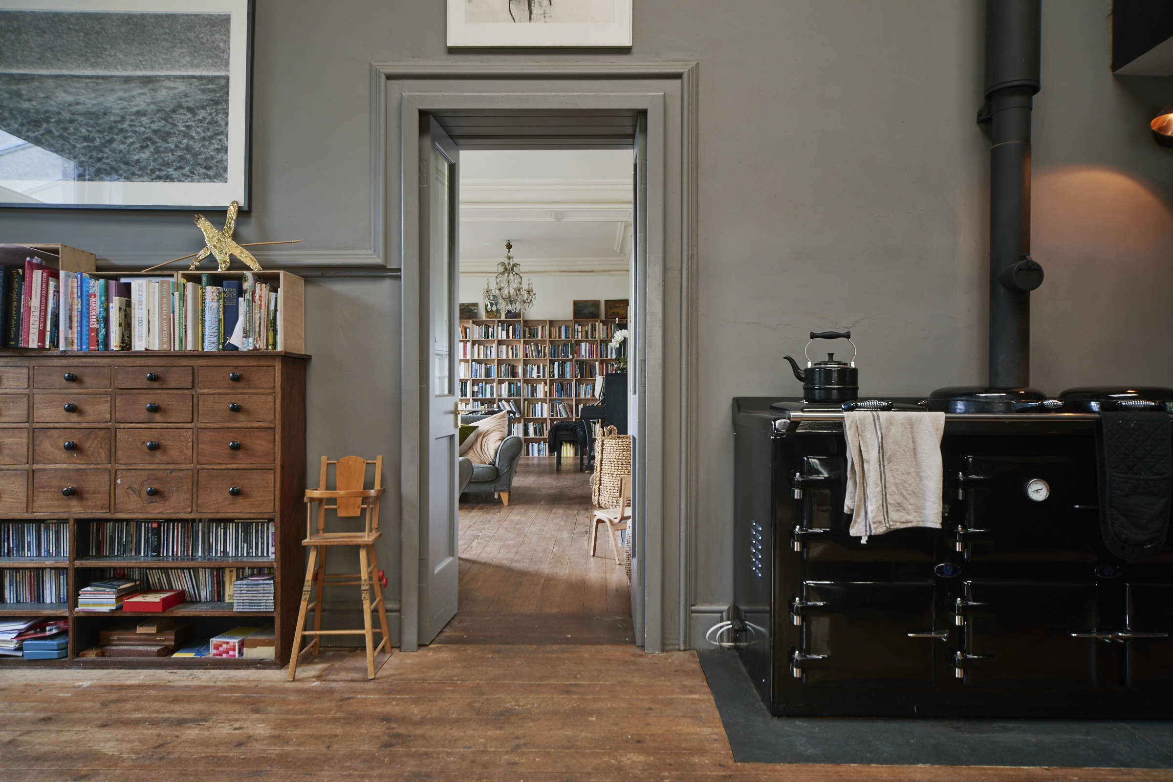 On the Market A Historic House Reimagined for a Modern Family in Stroud England niki turner stroud remodelista 5