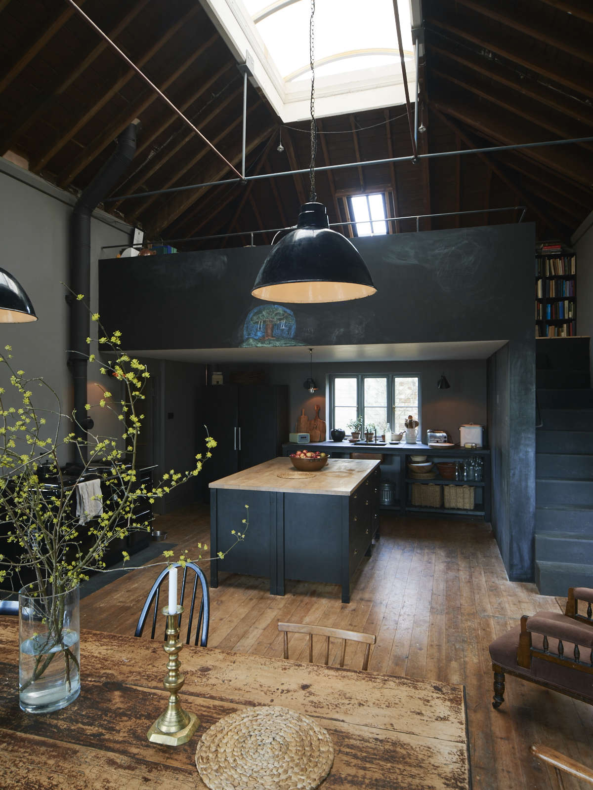 On the Market A Historic House Reimagined for a Modern Family in Stroud England niki turner stroud remodelista 6