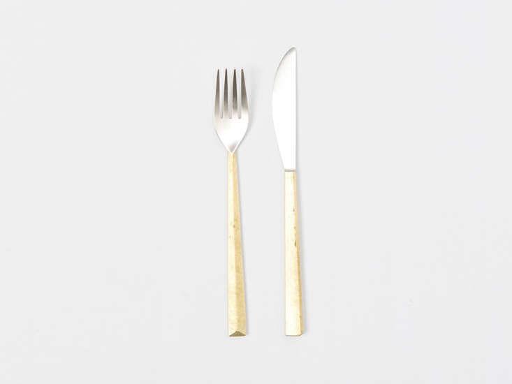 oji massanori brass flatware remodelista 9