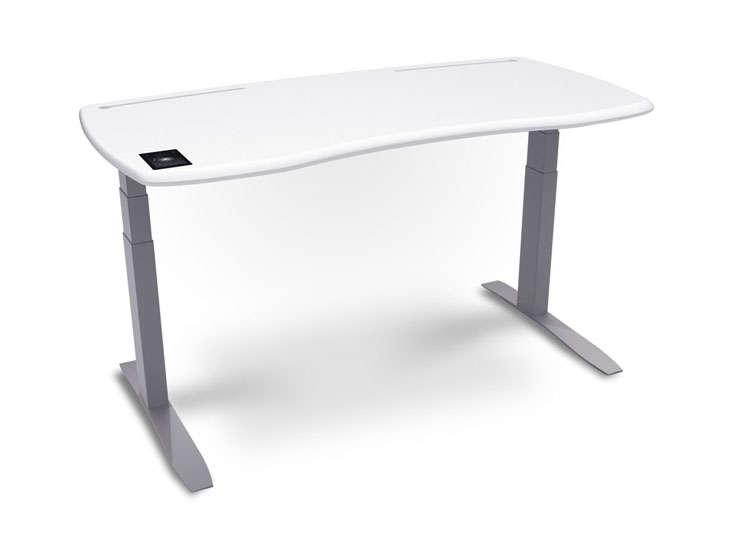 10 Easy Pieces Hardworking Desks stir m1 configeration desk remodelista 1