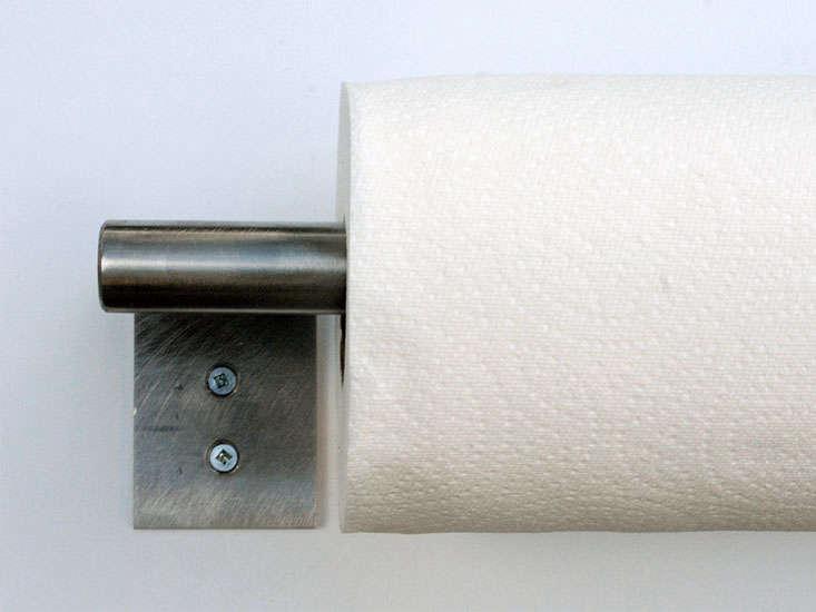 studio and olina steel paper towel holder remodelista 13