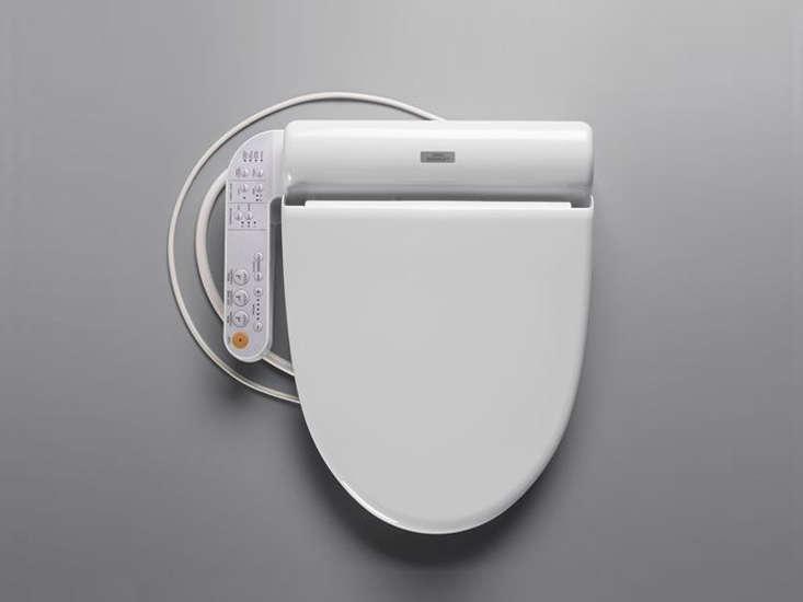 Trend Alert 8 Techno Toilets toto washlet seat remodelista