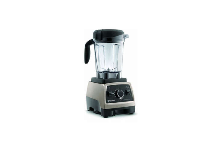 Steal This Look A Polychromatic Dream Kitchen in Hackney London TheVitamix Professional Series 750 Heritage Blender has preprogrammed settings, \10 speeds, and pulse; \$599.95 at Williams Sonoma. For more blenders, see our post\10 Easy Pieces: The Best Blenders.