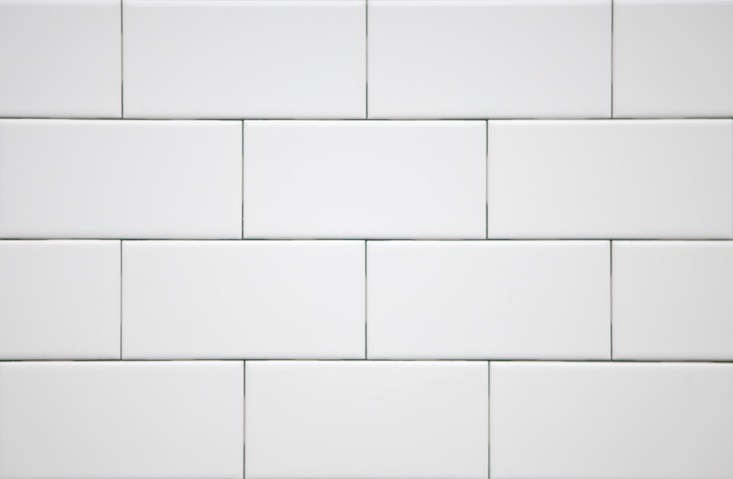 3-by-6 Ceramic Subway Tile