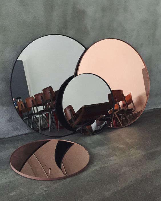 rose tinted circum mirrors from aytm  remodelista 11