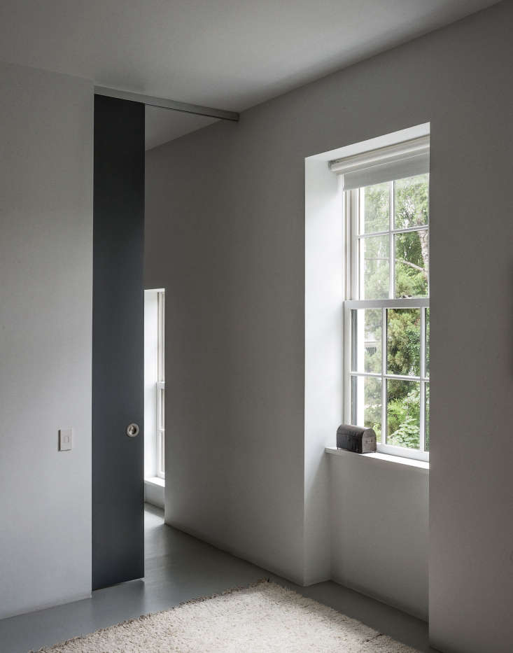 a remodel in brooklyn, kitted out with radiant heating beneath new painted oak  13