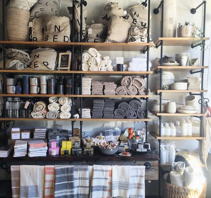 Current Obsessions Spatial Theory We recently visited Cedar & Hyde in Boulder, Colorado, and fell for its well curated mix of clothing, apothecary goods, and homewares (@cedarandhyde).