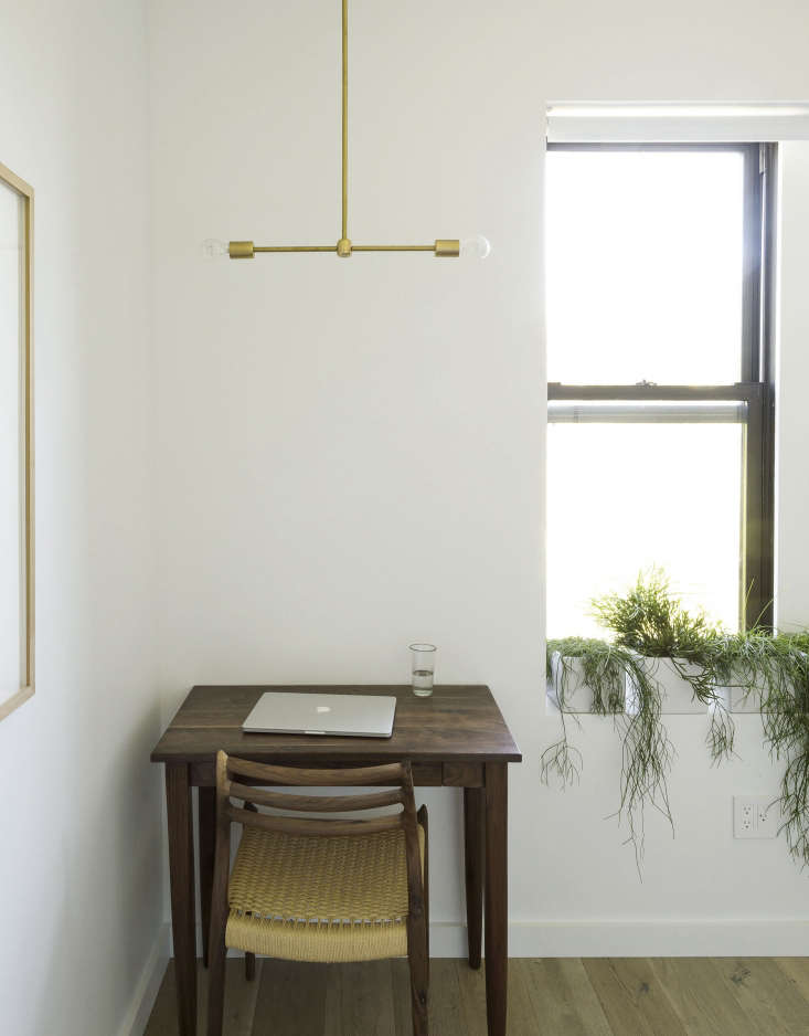 Set a good example: See Living Large in 675 Square Feet, Brooklyn Edition. Photograph byMatthew Williams.