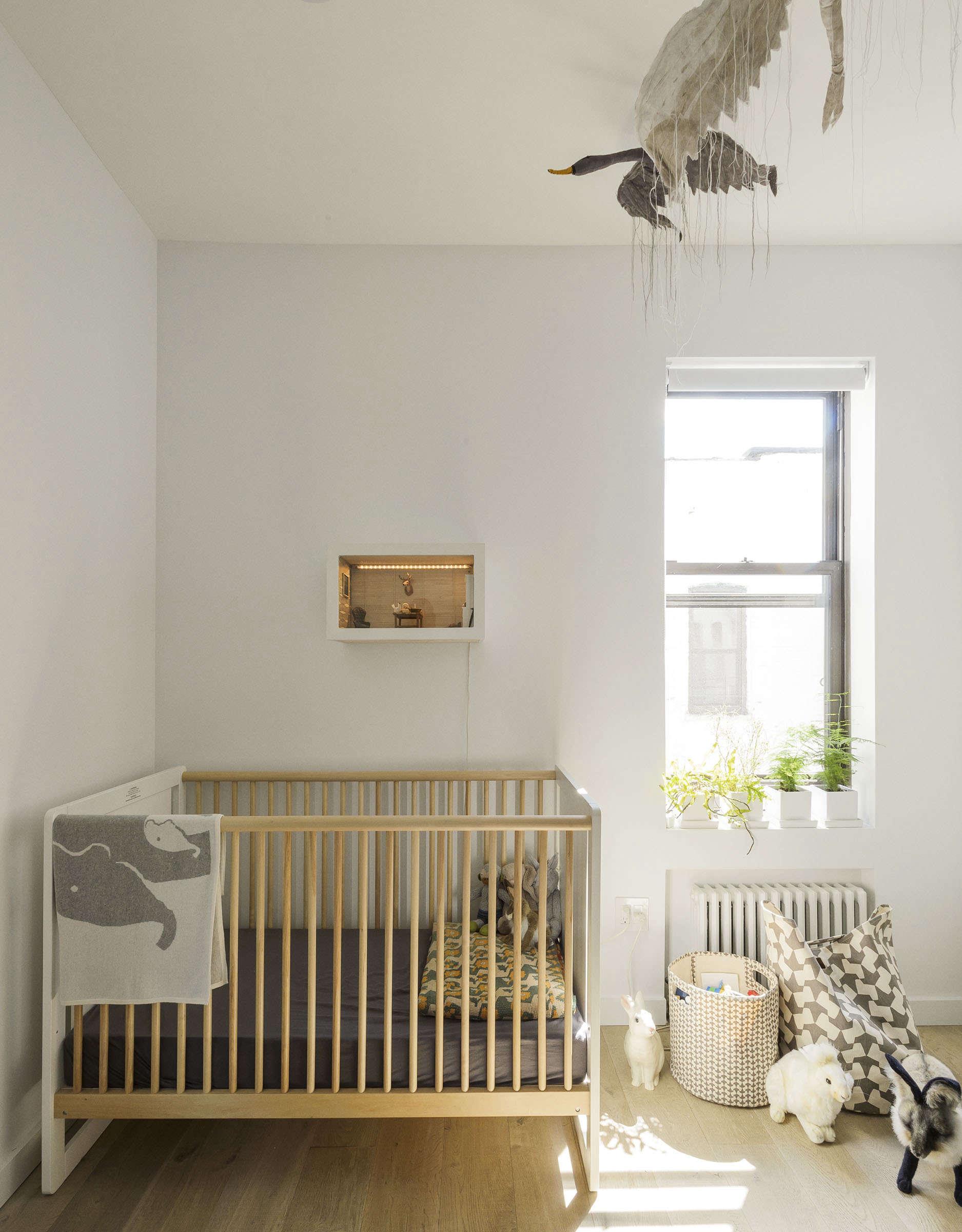 Oeuf crib, Matthew Williams photo | Remodelista