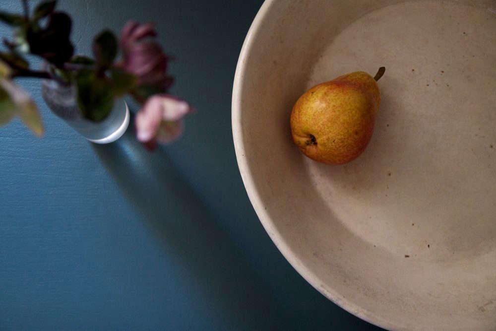Farrow & Ball Inchyra Blue Pantry | Remodelista