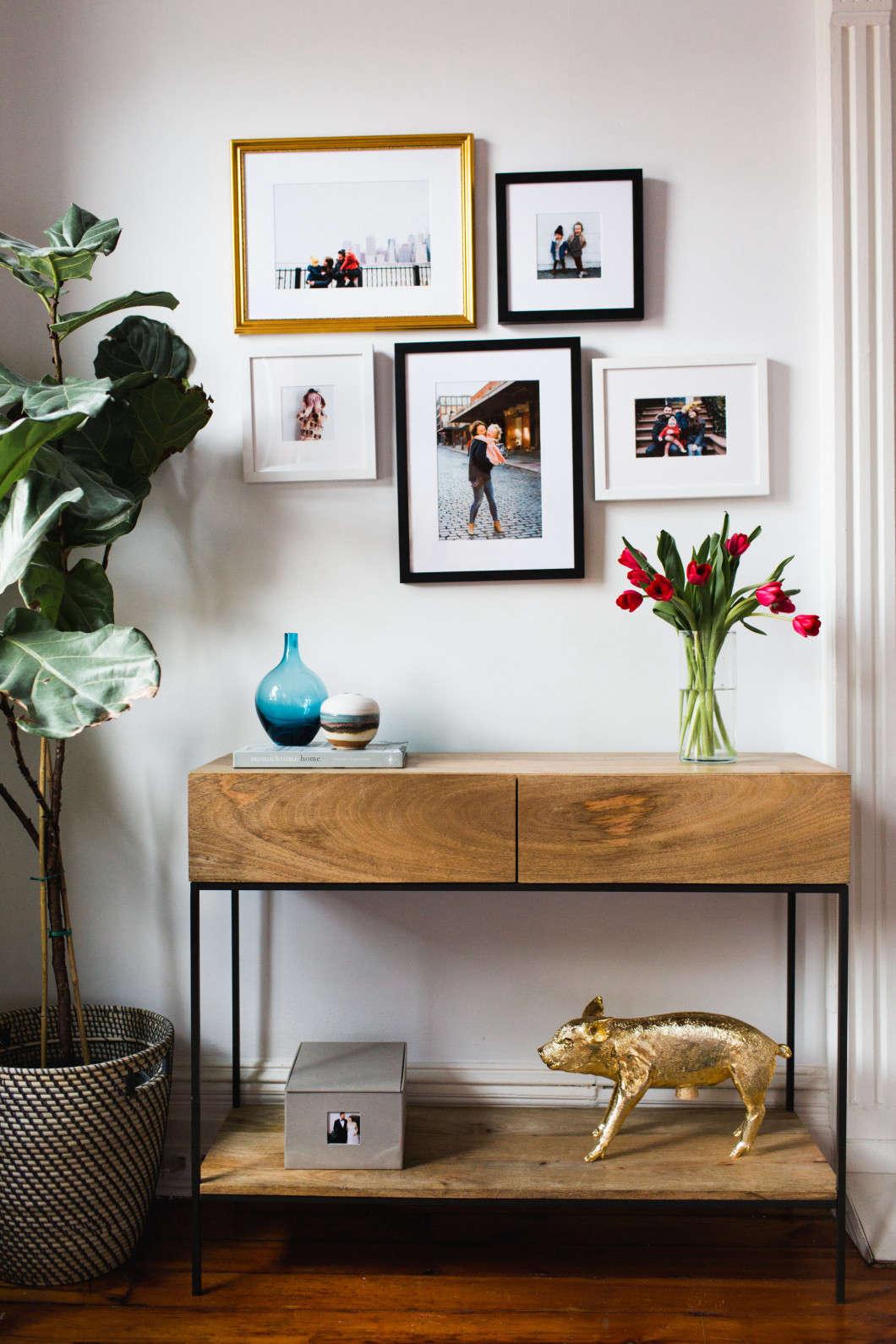 enter to win custom framing from framebridge | remodelista 15