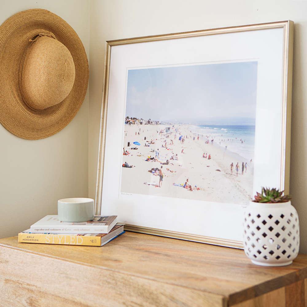 enter to win custom framing from framebridge | remodelista 11