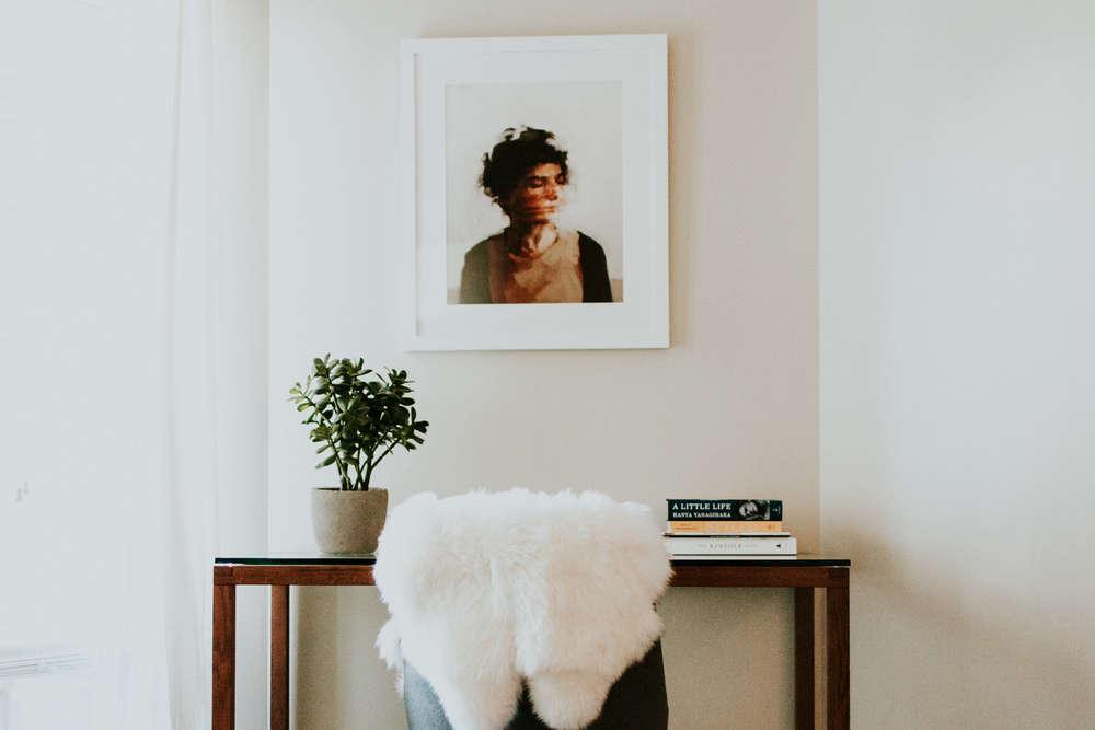 enter to win custom framing from framebridge | remodelista 13