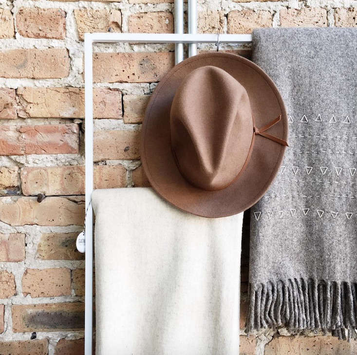 just like her chicago boutique gather home + lifestyle, the daily posts of shop 11