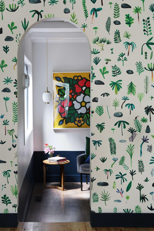 Jackie Winter Gardens, an artful guest house outside Melbourne, Rhiannon Taylor photo| Remodelista