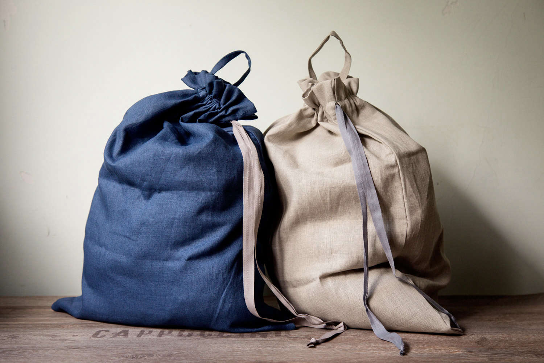 blue-linen-laundry-bag-remodelista