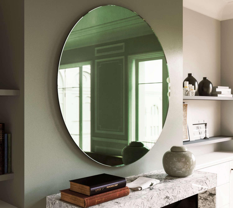 green midcentury mirror remodelista 13
