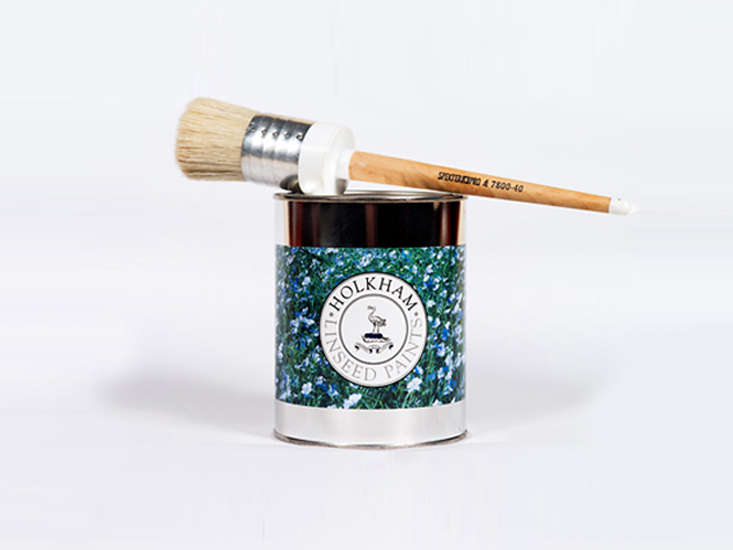 Back to Nature The Appeal of Linseed Paints Holkham Linseed Oil Paints