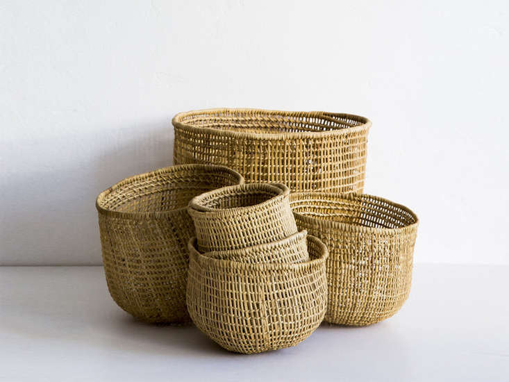 rainforest baskets lost and found remodelista 19