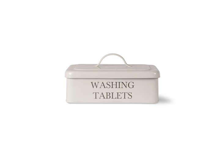 washing tables enamel laundry bin remodelista 21