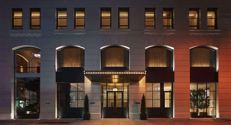11 Howard A Scandi Paradise in SoHo New York 11 Howard Hotel in Soho by Space Copenhagen